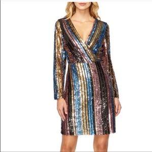 NWT Sam Edelman sequin dress